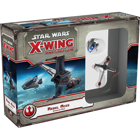 Star Wars X-Wing Rebel Aces