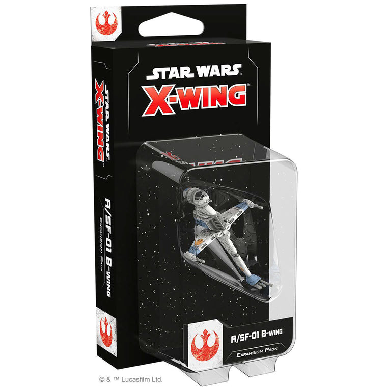 Star Wars X-Wing Second Edition A/SF-01 B-Wing Expansion Pack