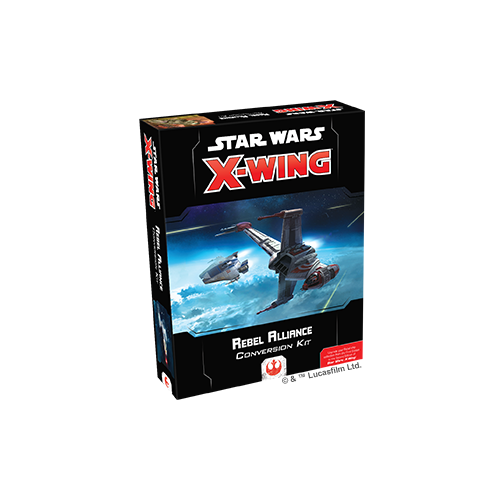 Star Wars X-Wing Second Edition Rebel Alliance Conversion Kit