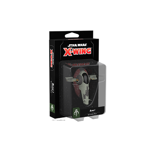 Star Wars X-Wing Second Edition Slave 1 Expansion Pack