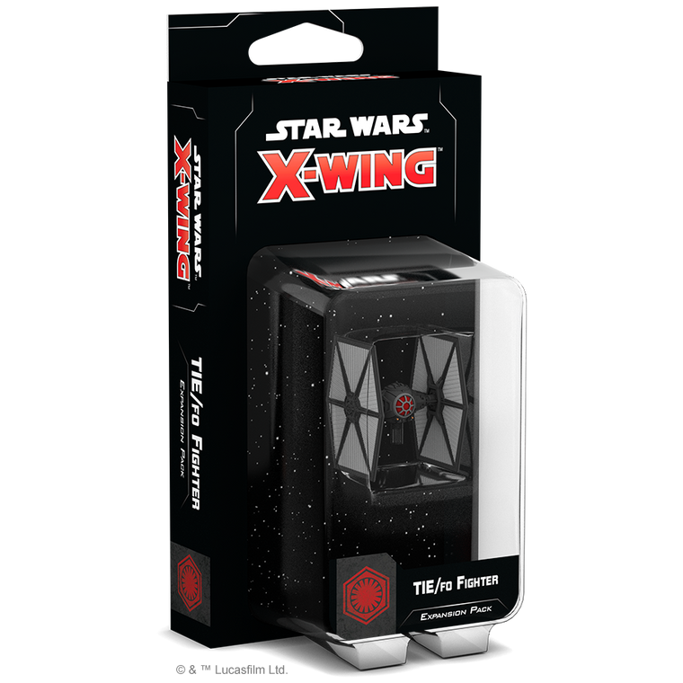 Star Wars X-Wing Second Edition TIE/FO Expansion Pack