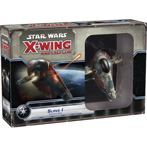 Star Wars X-Wing Slave 1