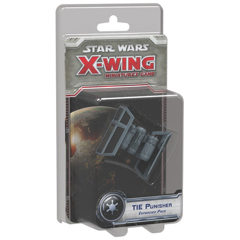 Star Wars X-Wing TIE Punisher