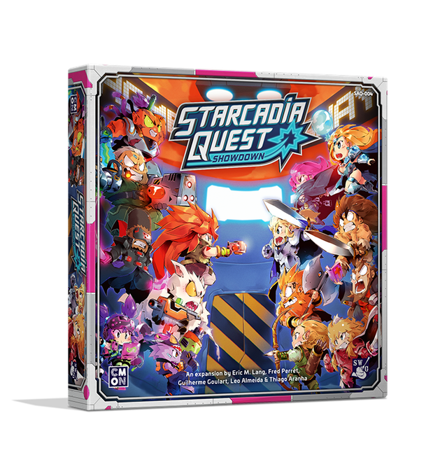 Starcadia Quest Showdown