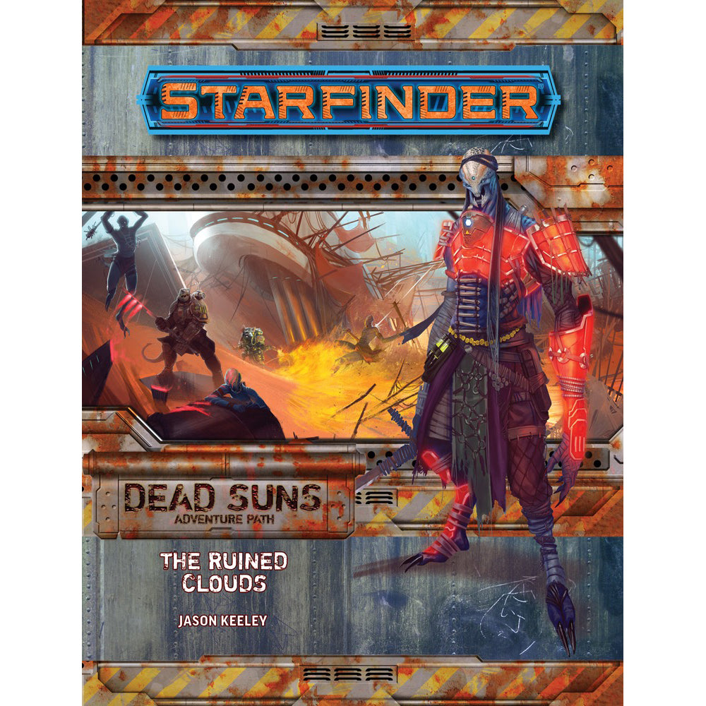Starfinder Adventure Path The Ruined Clouds Dead Suns 4 of 6