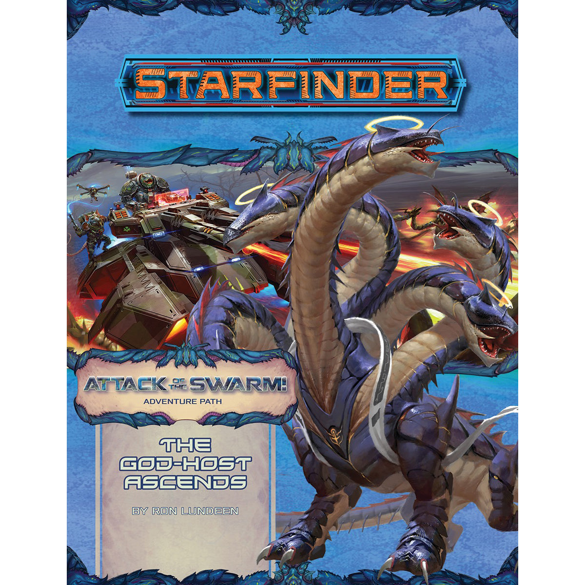 Starfinder Adventure The God-Host Ascends Attack of the Swarm! 6 of 6