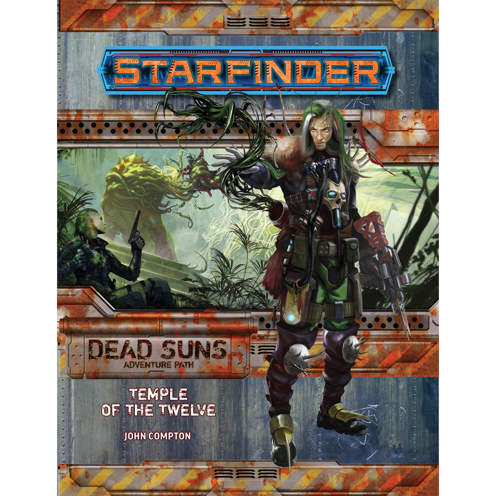 Starfinder Adventure Path Temple of the Twelve Dead Suns 2 of 6