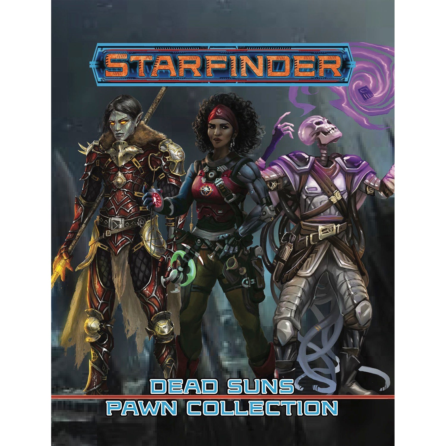 Starfinder Pawns Dead Suns Pawn Collection