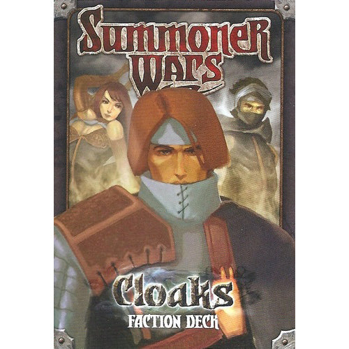 Summoner Wars Cloaks Faction Deck