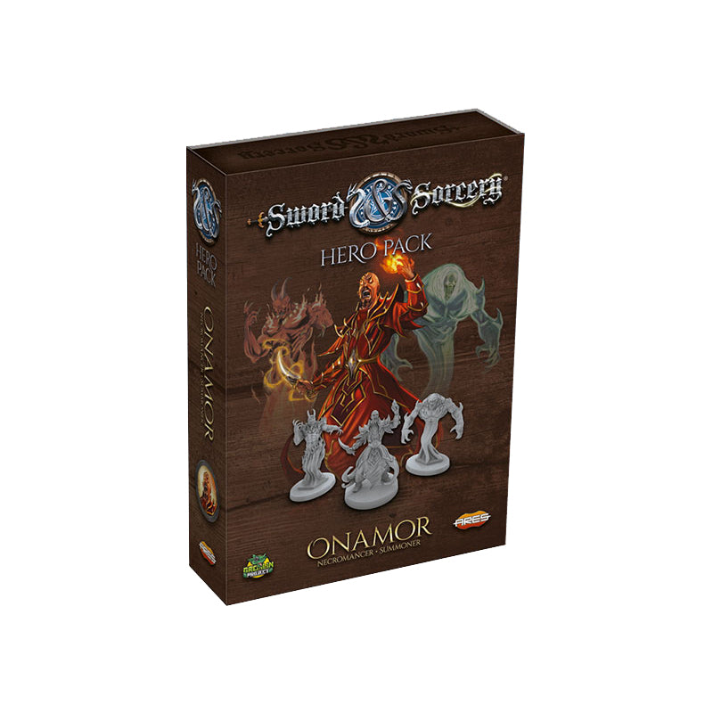 Sword & Sorcery Onamor Hero Pack