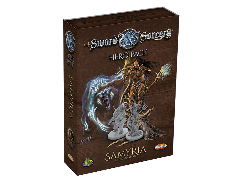 Sword & Sorcery Samyria Hero Pack