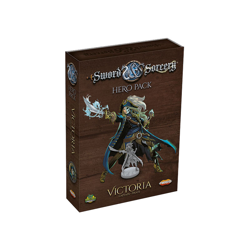 Sword & Sorcery Victoria Hero Pack