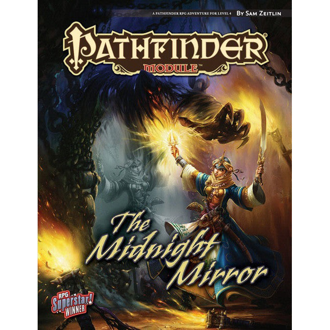 Pathfinder Module The Midnight Mirror