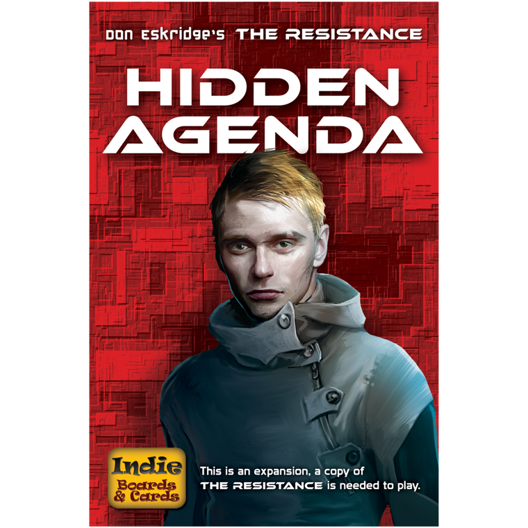 The Resistance Hidden Agenda