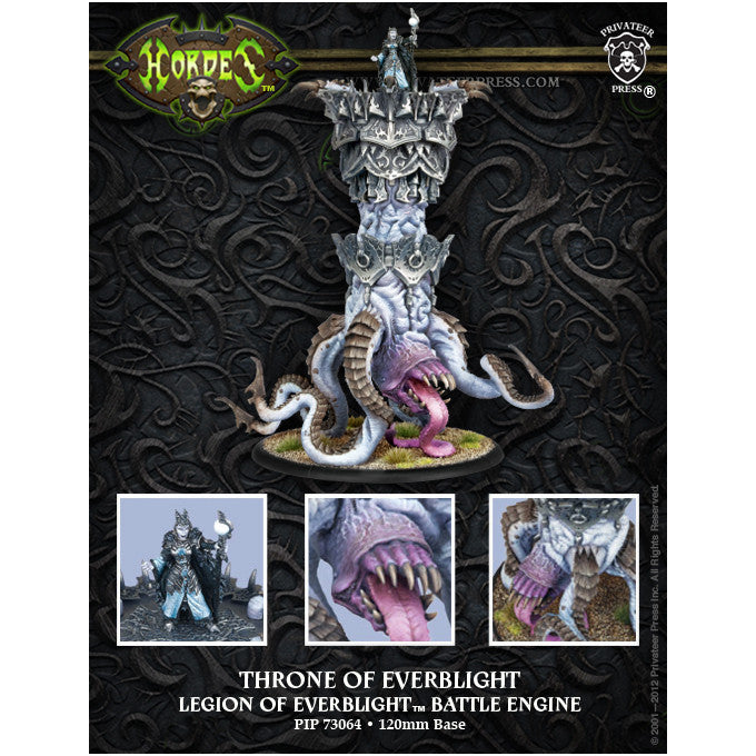 Hordes Legion of Everblight Throne of Everblight
