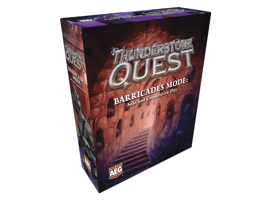 Thunderstone Quest Barricades