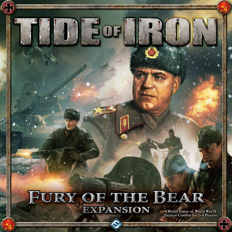 Tide of Iron Fury of the Bear
