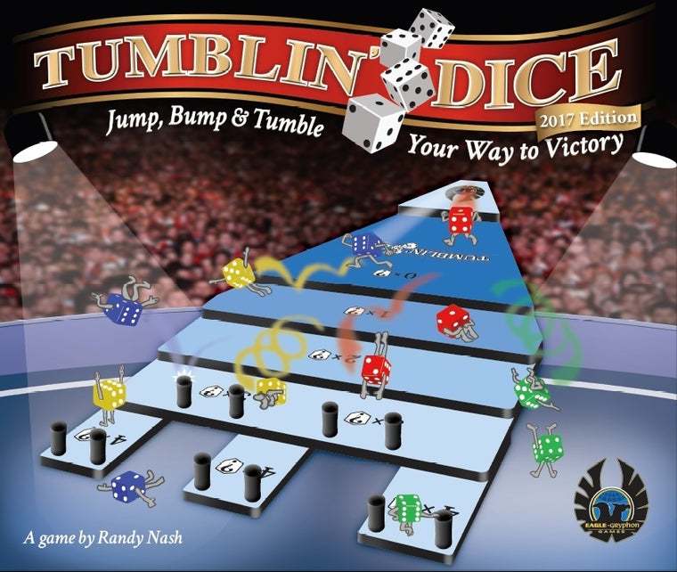 Tumblin-Dice (2017 Edition)