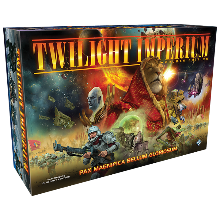 Twilight Imperium 4ieme Edition FR