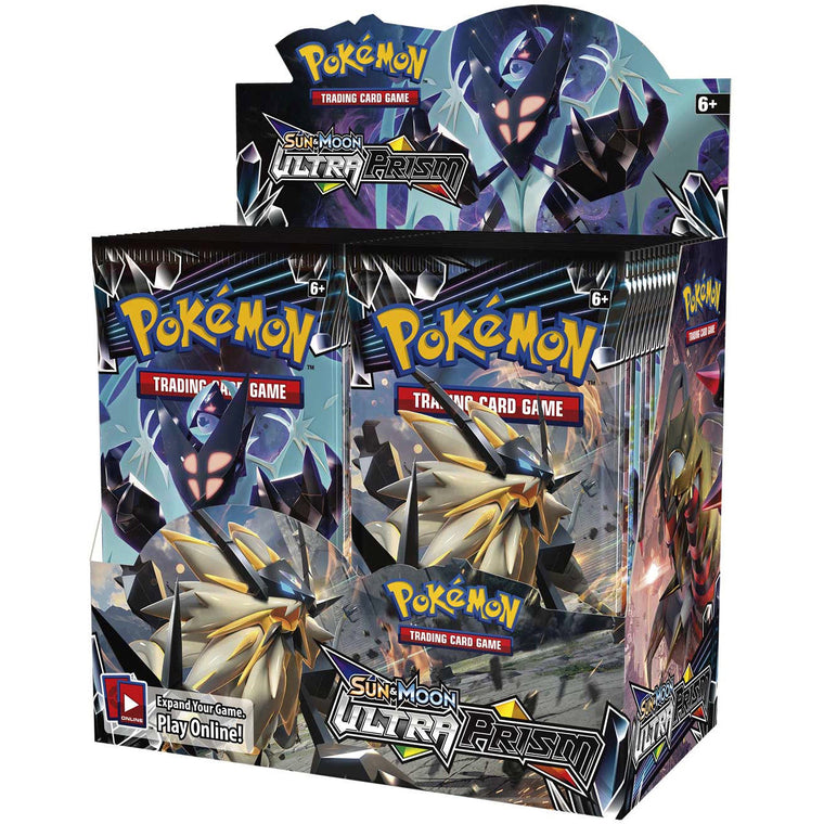 Pokémon Sun & Moon Ultra Prism Booster Box