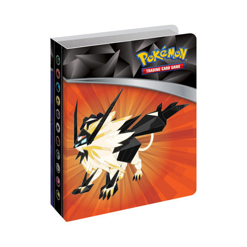 Pokémon Sun & Moon Ultra Prism Mini Binder Collector's Album