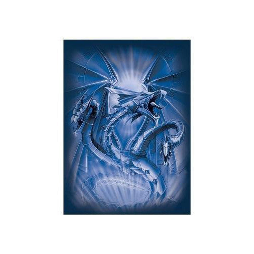 Ultra Pro Deck Protector Sleeves Blue Diamond Dragon 50