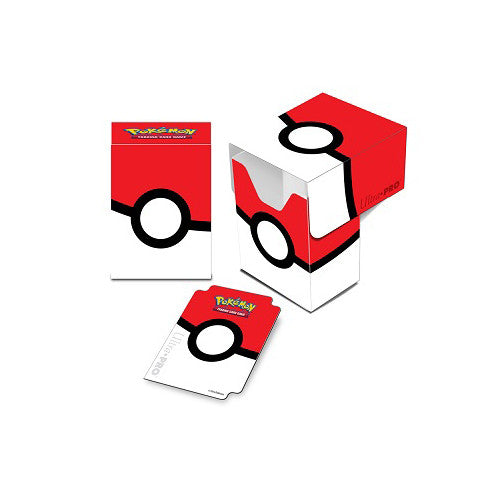 Ultra Pro Deck Box Pokemon Pokeball