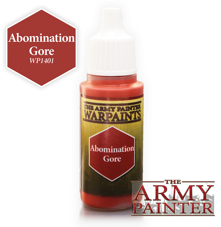 WarPaints ABOMINATION GORE 18 ml