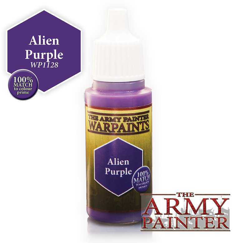 WarPaints ALIEN PURPLE 18 ml