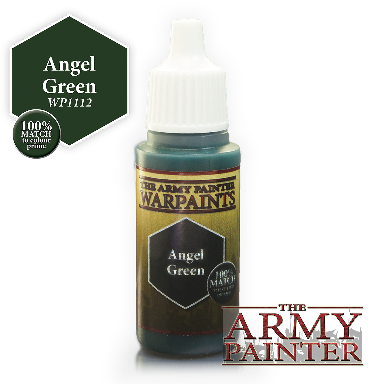 WarPaints ANGEL GREEN 18 ml