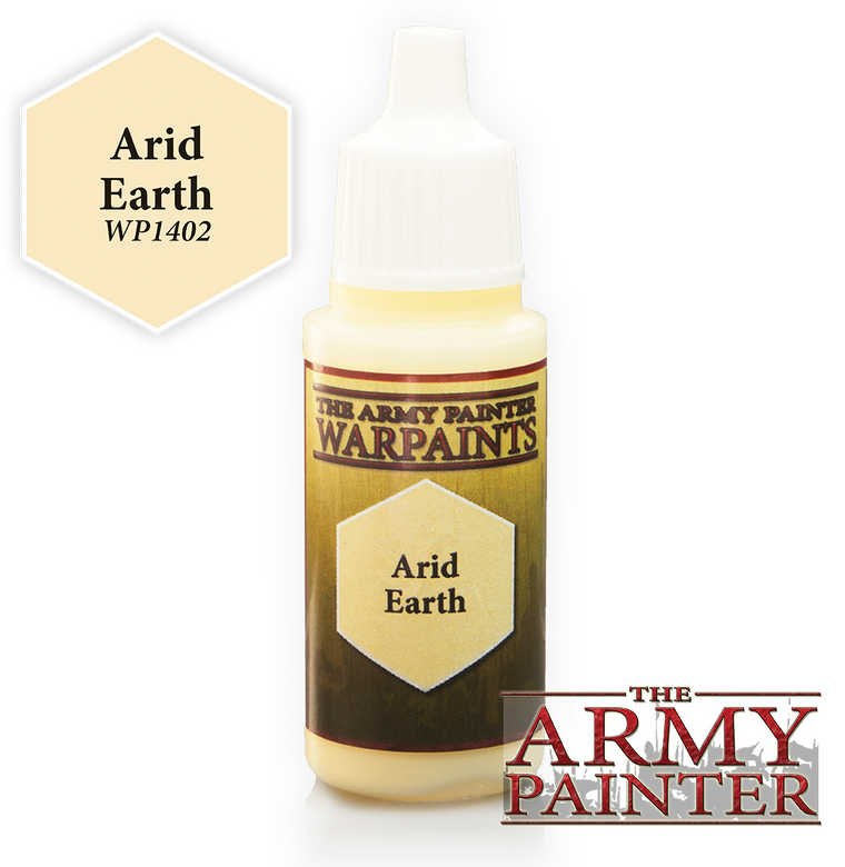 WarPaints ARID EARTH 18 ml