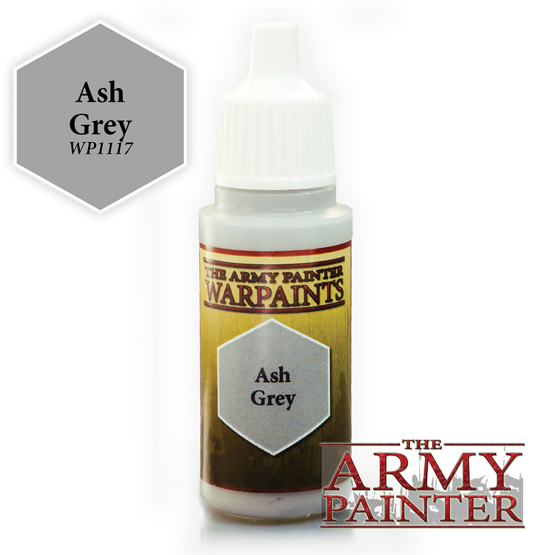 WarPaints ASH GREY 18 ml