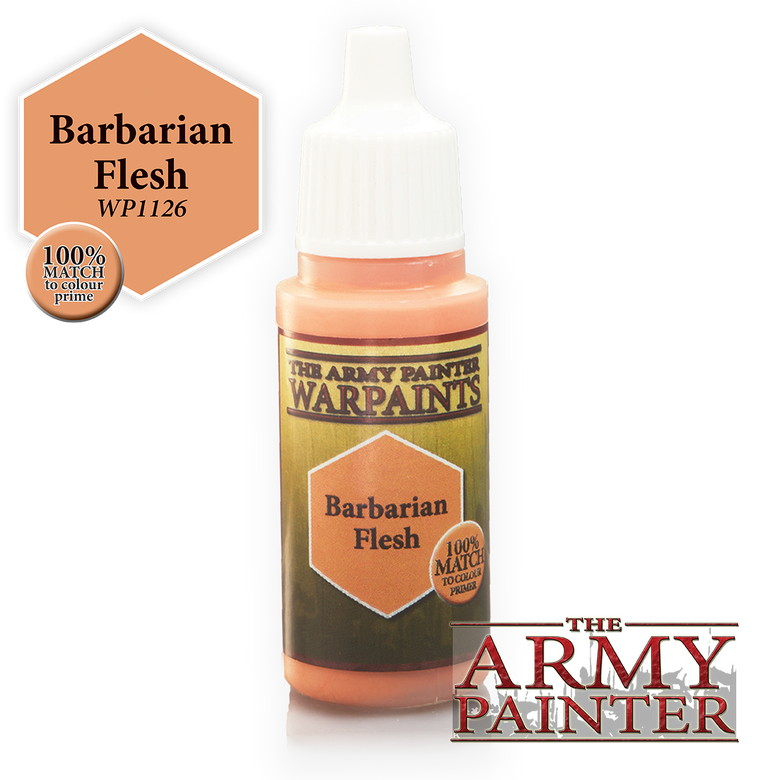 WarPaints BARBARIAN FLESH 18 ml