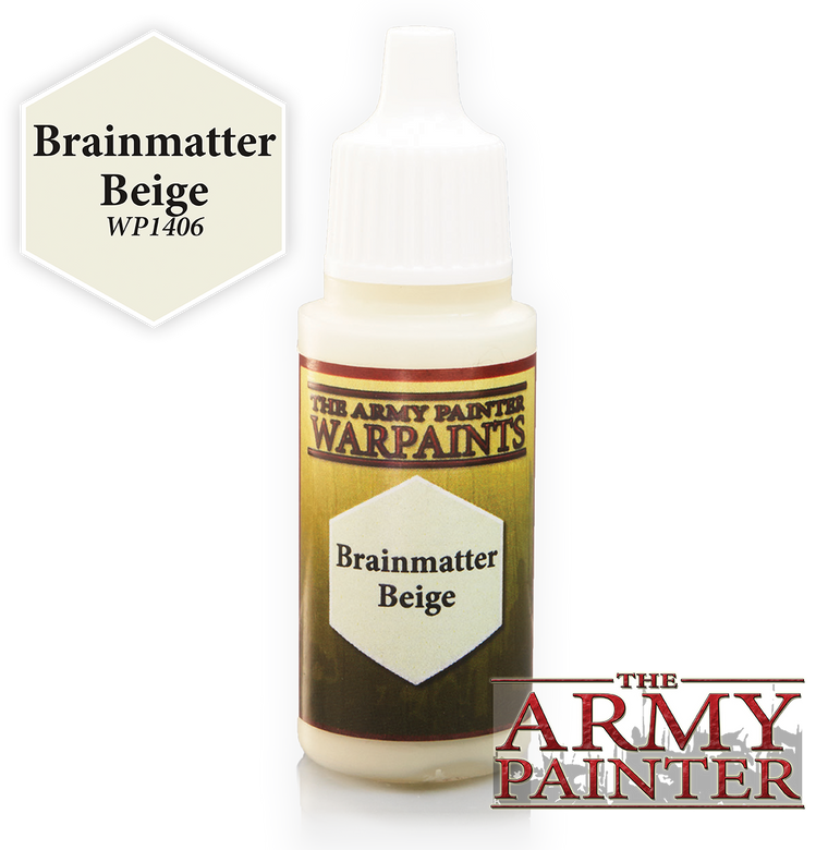 WarPaints BRAINMATTER BEIGE 18 ml