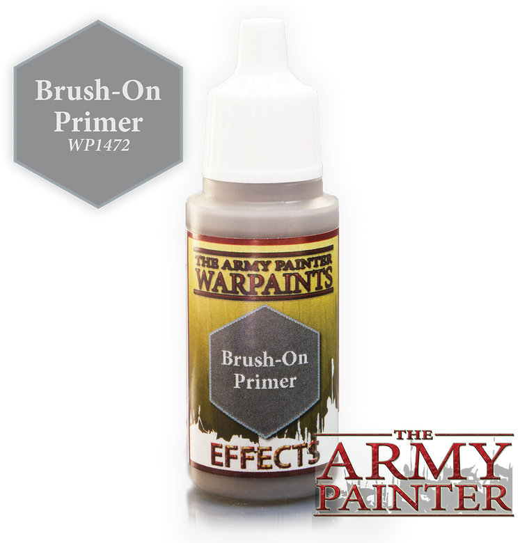 WarPaints BRUSH-ON GREY PRIMER 18 ml