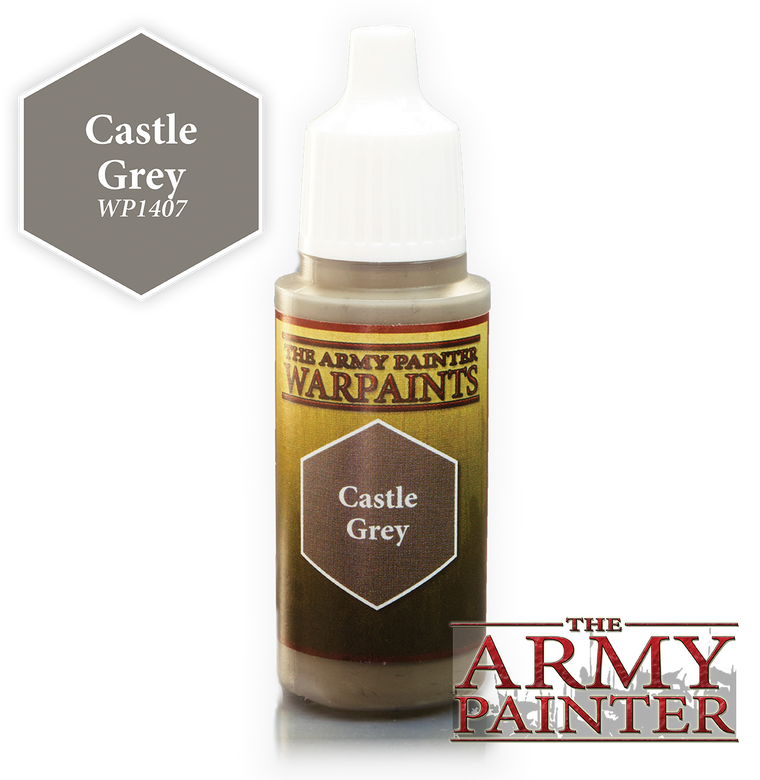 WarPaints CASTLE GREY 18 ml