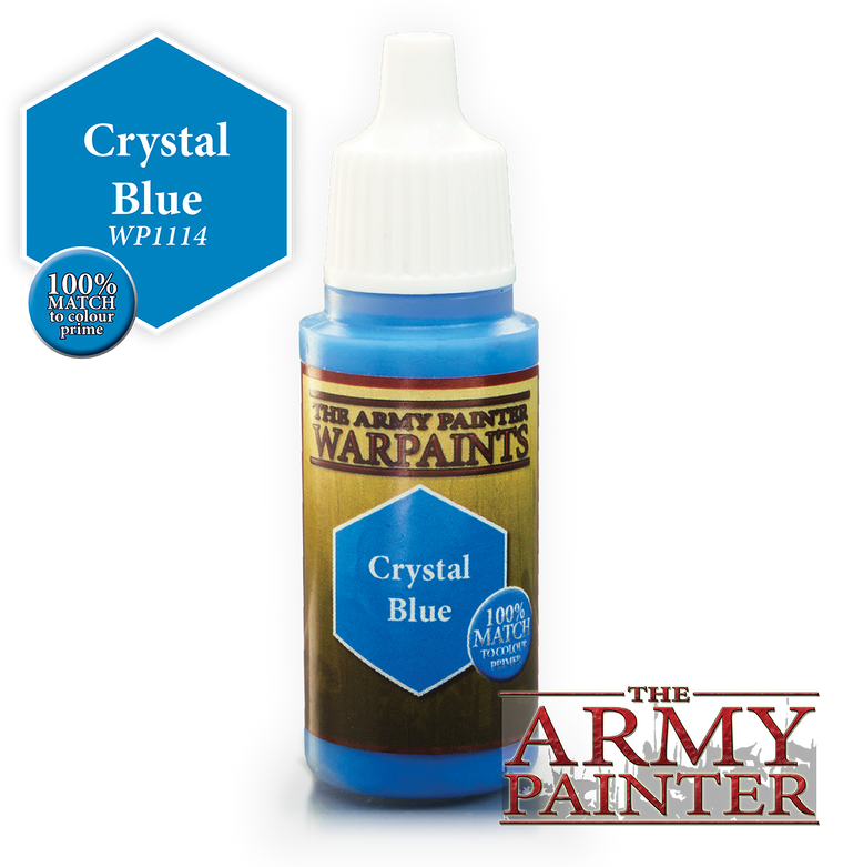 WarPaints CRYSTAL BLUE 18 ml