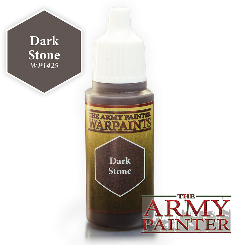 WarPaints DARK STONE 18 ml