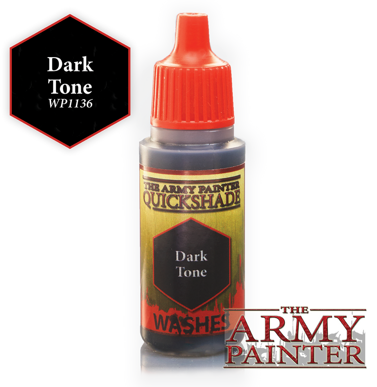 WarPaints DARK TONE INK 18 ml