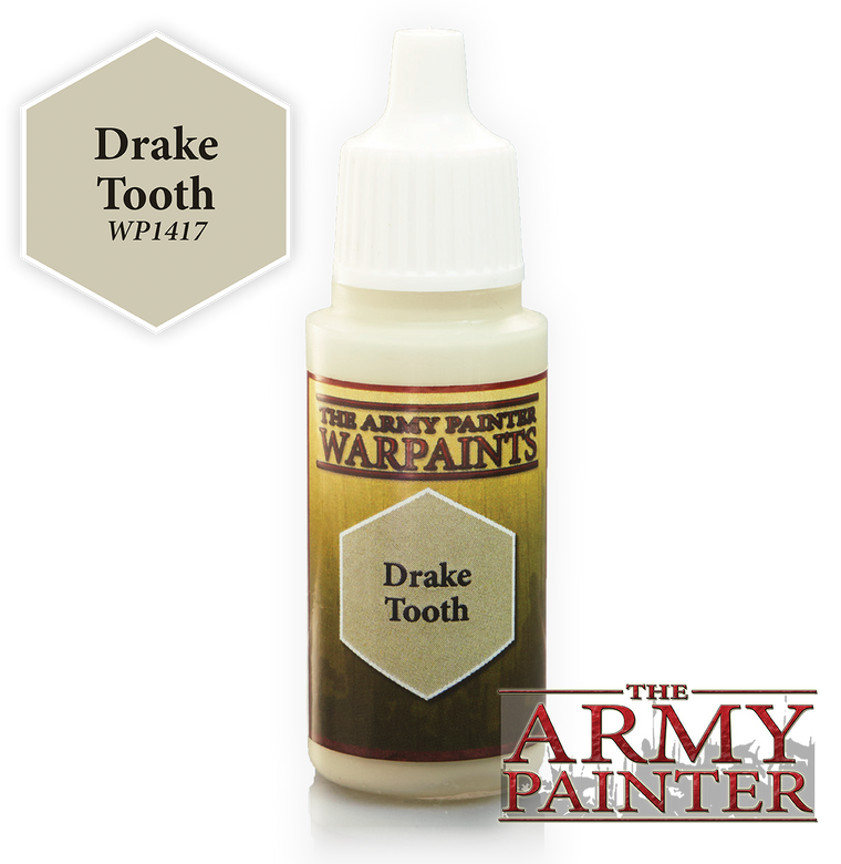 WarPaints DRAKE TOOTH 18 ml