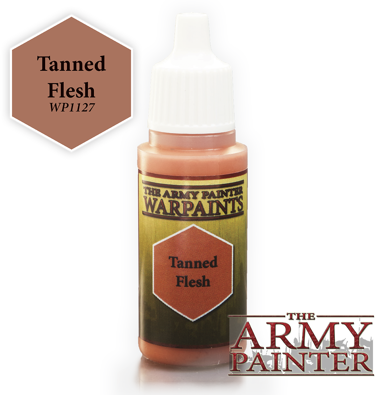 WarPaints TANNED FLESH 18 ml