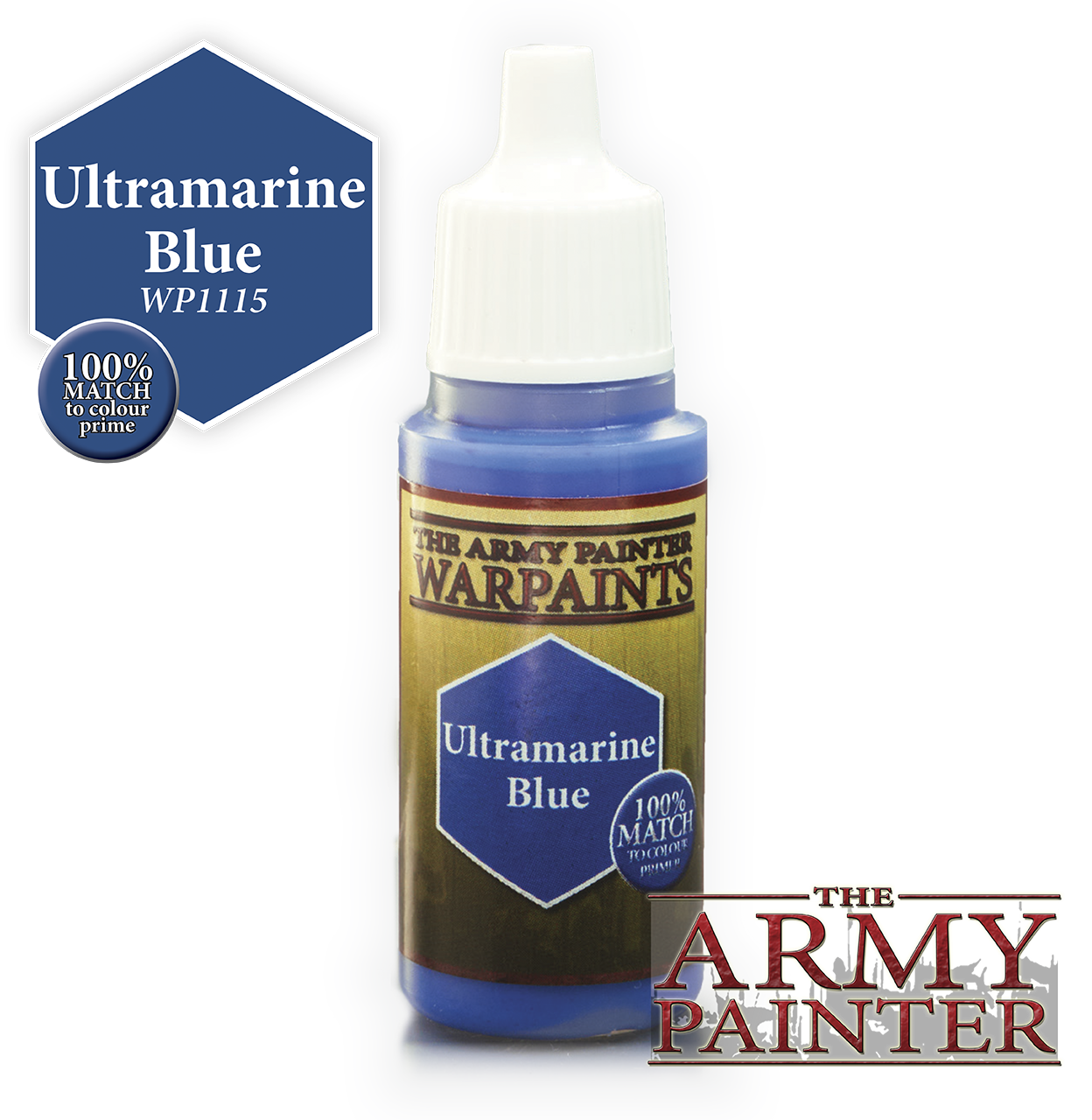 WarPaints ULTRAMARINE BLUE 18 ml