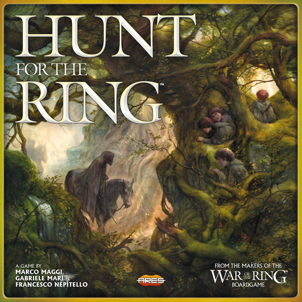 War of the Ring Hunt for the Ring