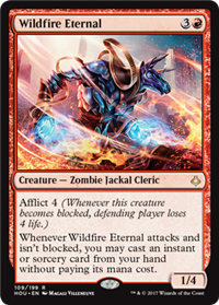 Hour of Devastation Wildfire Eternal