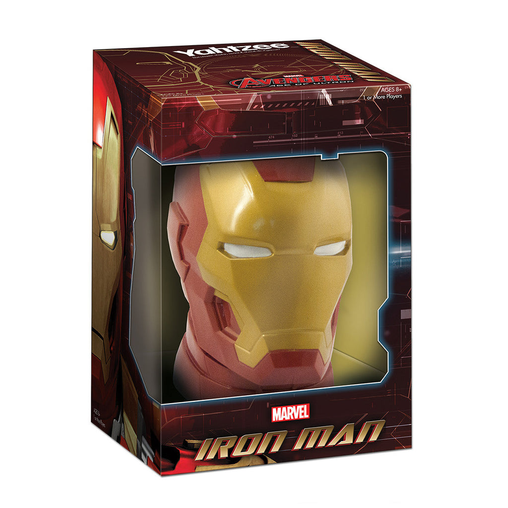 Yahtzee Avengers Age of Ultron Iron Man