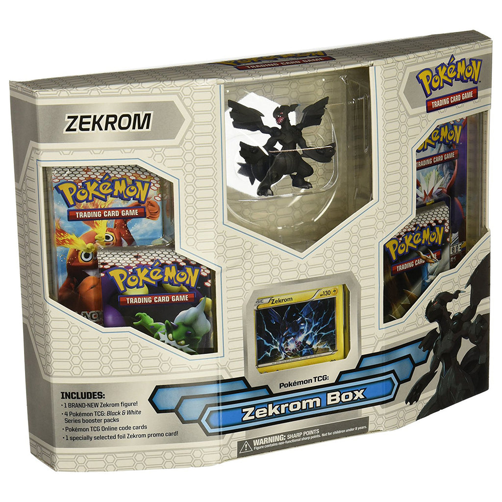 Pokémon Black & White Zekrom Box