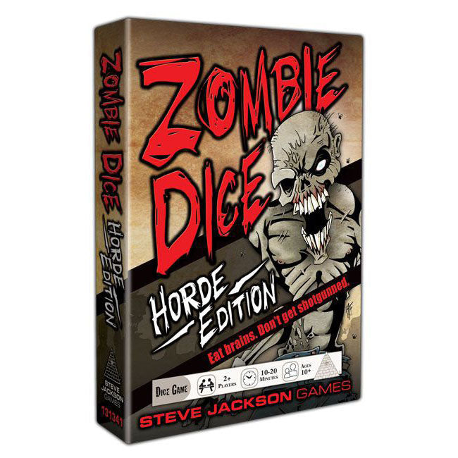 Zombie Dice Horde Edition