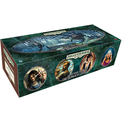 PRE-ORDER Arkham Horror LCG Return to the Dunwich Legacy