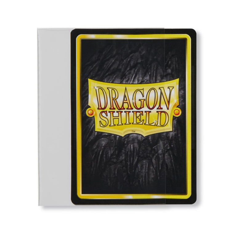 Dragon Shield Sleeves Perfect Fit Sideloader Clear 100CT Standard Size