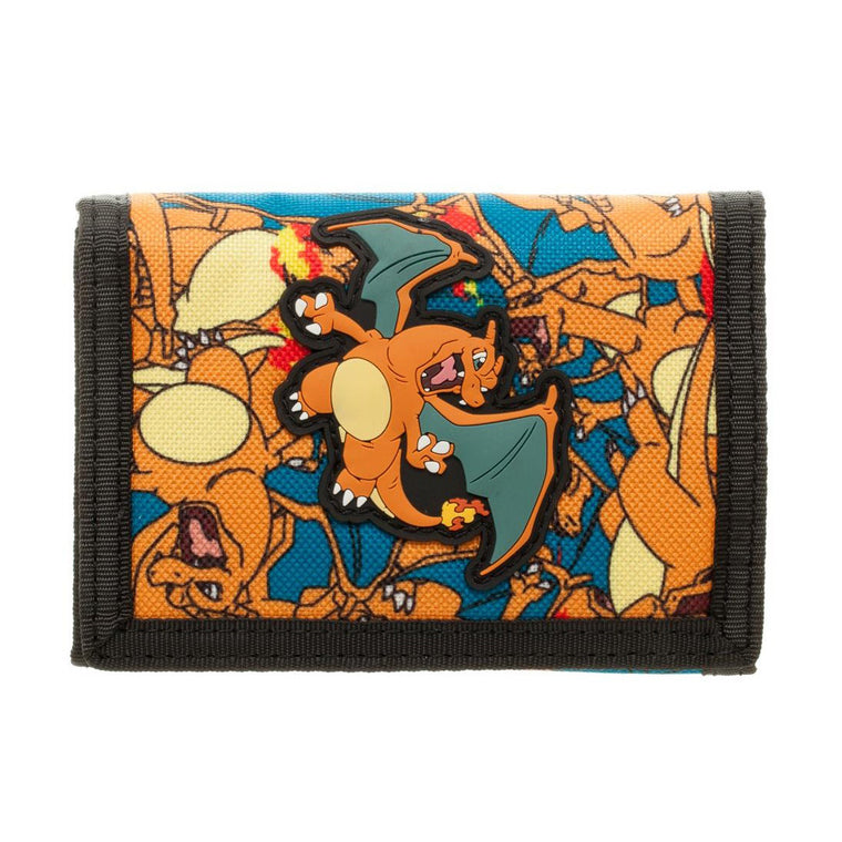 Pokémon Charizard Wallet
